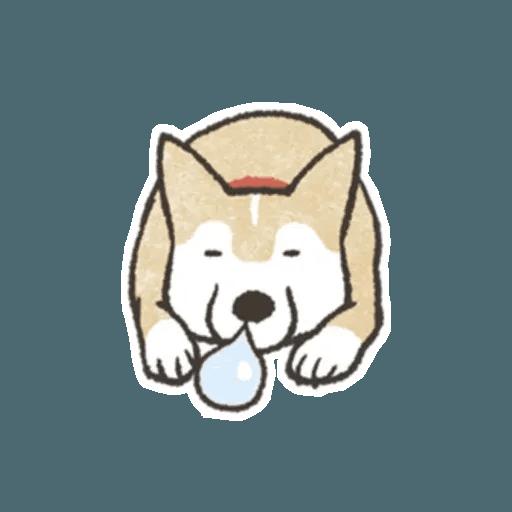 Shiba 1 - Sticker 10