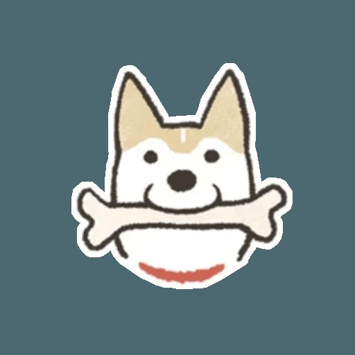 Shiba 1 - Sticker 11