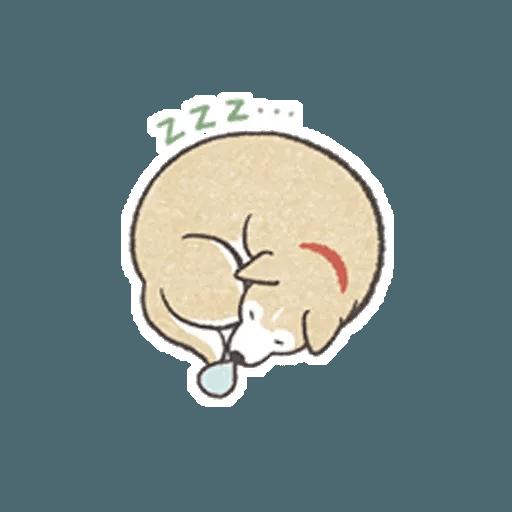 Shiba 1 - Sticker 8