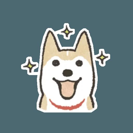 Shiba 1 - Sticker 9