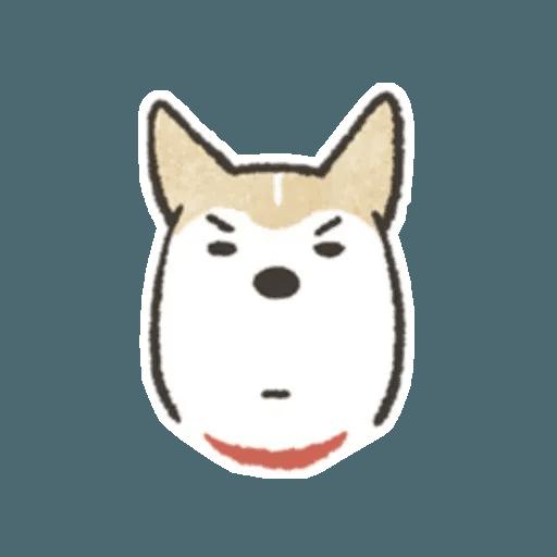 Shiba 1 - Sticker 16