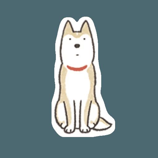 Shiba 1 - Sticker 28