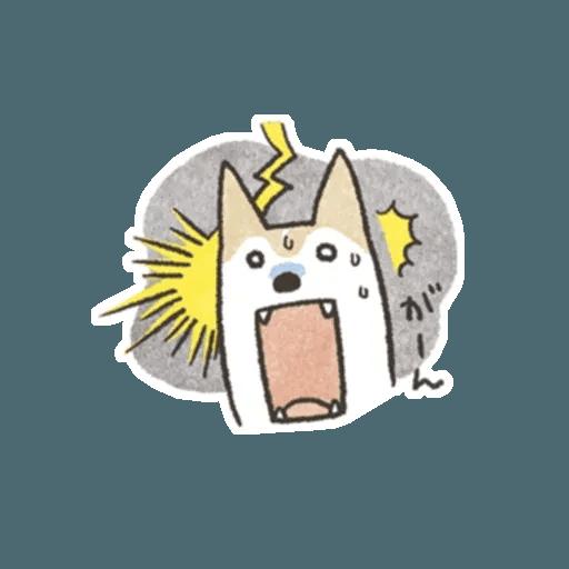 Shiba 1 - Sticker 19