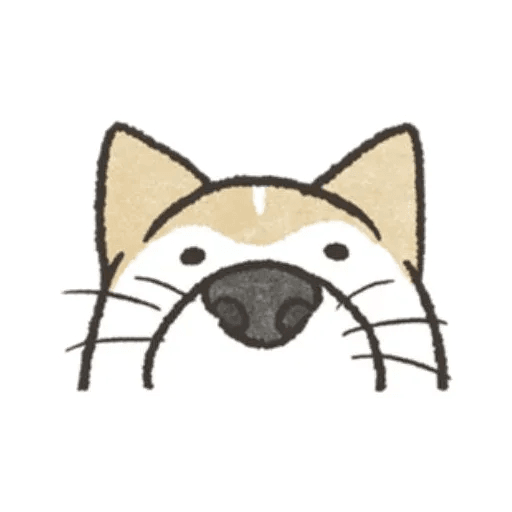 Shiba 1 - Sticker 1