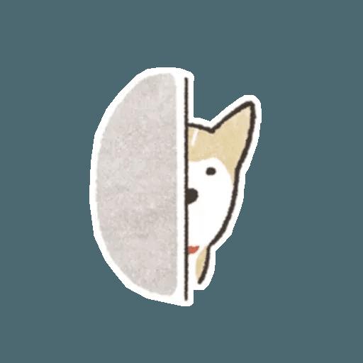 Shiba 1 - Sticker 17