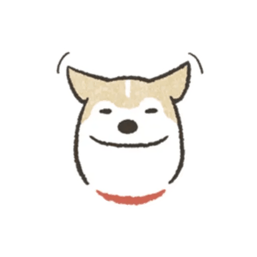 Shiba 1 - Sticker 15