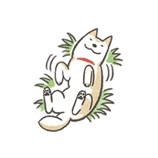 Shiba 1 - Sticker 2