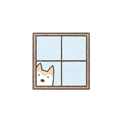 Shiba 1 - Sticker 6