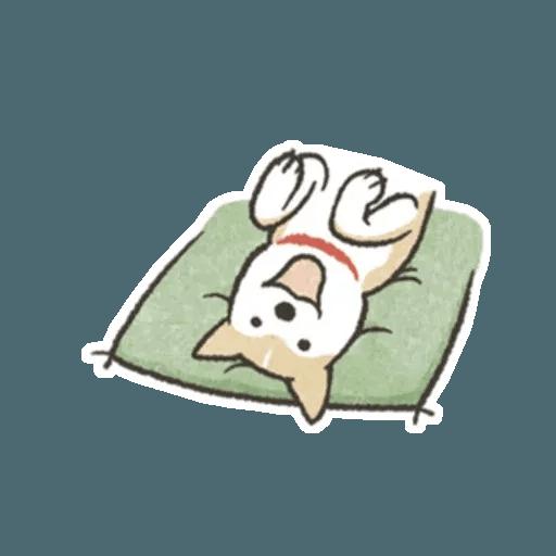 Shiba 1 - Sticker 12