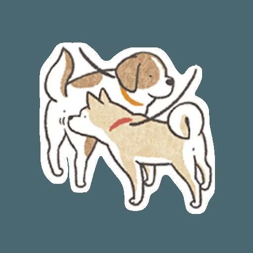 Shiba 1 - Sticker 30