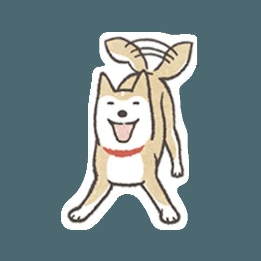 Shiba 1 - Sticker 29