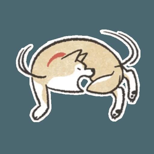 Shiba 1 - Sticker 22