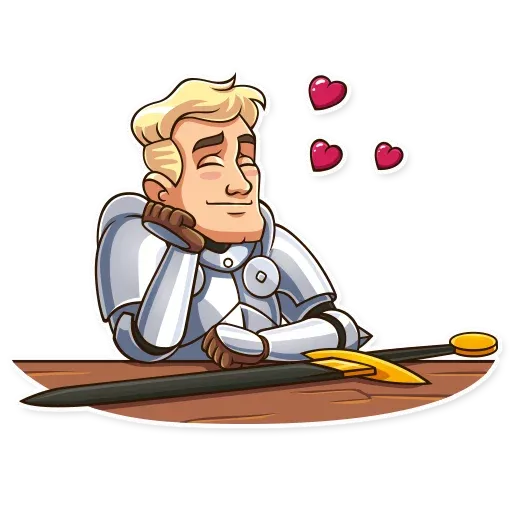 Knight - Sticker 23