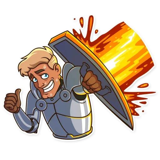 Knight - Sticker 19