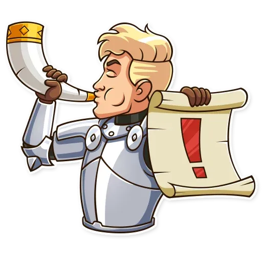 Knight - Sticker 30