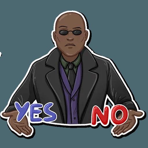 The Matrix - Sticker 30
