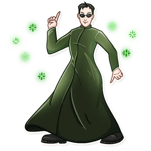 The Matrix - Sticker 13