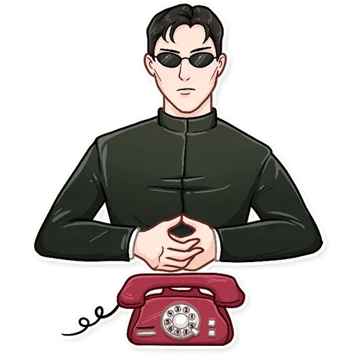 The Matrix - Sticker 8