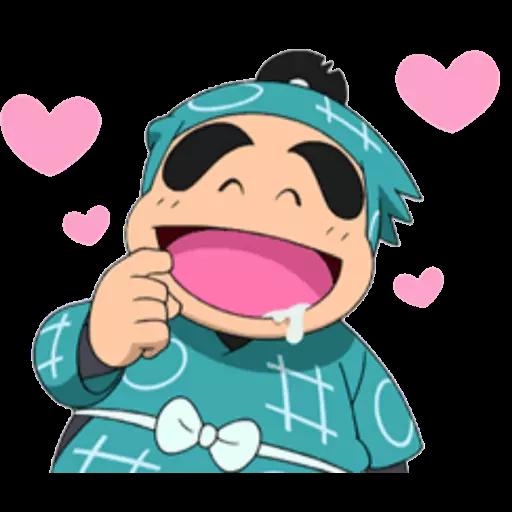 亂太郎 - Sticker 10