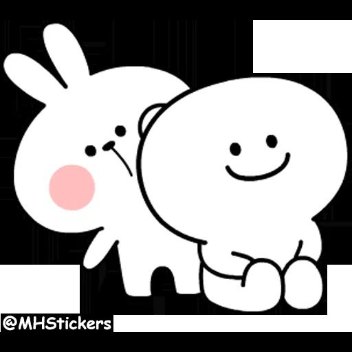 negrabbit - Sticker 3