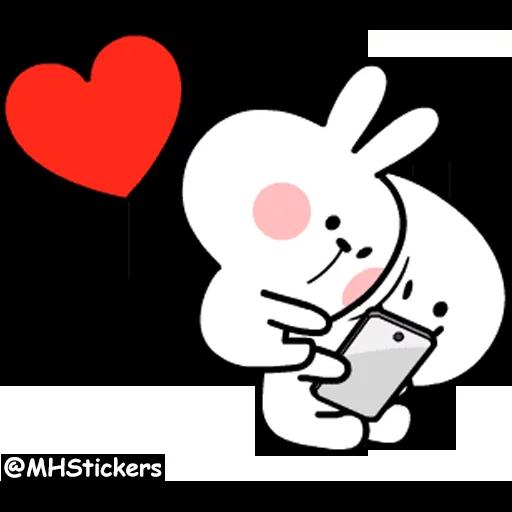 negrabbit - Sticker 14