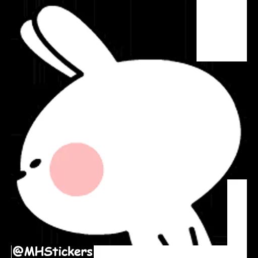 negrabbit - Sticker 6
