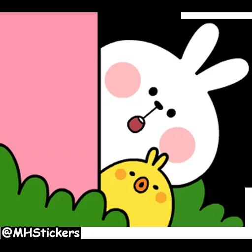 negrabbit - Sticker 28