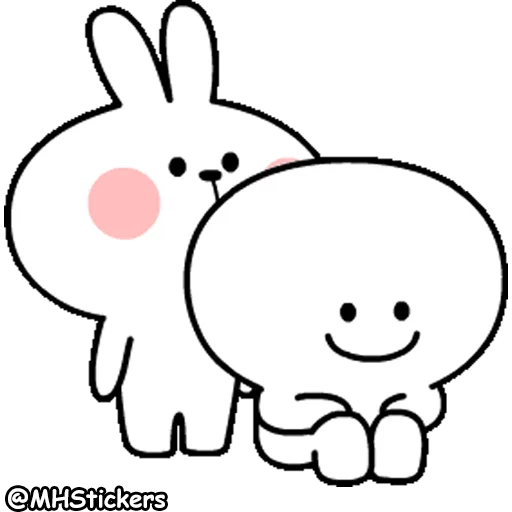 negrabbit - Sticker 16
