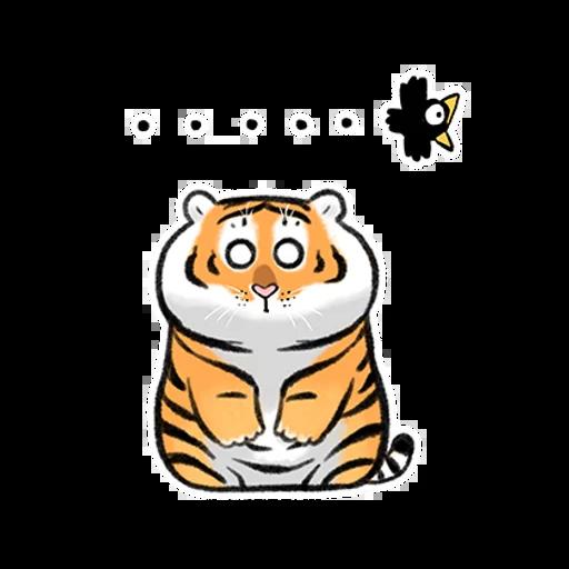 Tiger 🐯 3 - Sticker 1