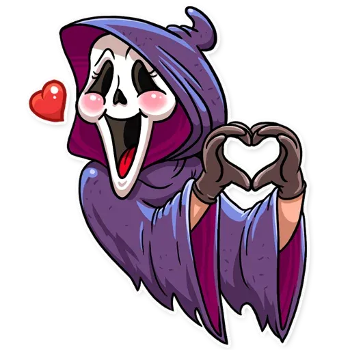 Scary Movie - Sticker 2