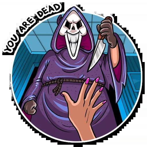 Scary Movie - Sticker 14