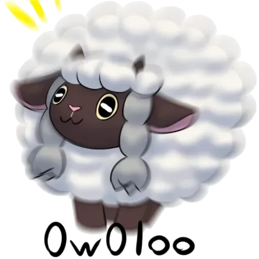 Wooloo = Perfection - Sticker 8