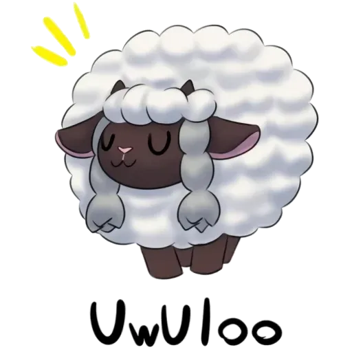 Wooloo = Perfection - Sticker 7