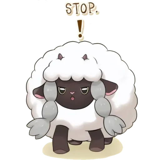 Wooloo = Perfection - Sticker 9