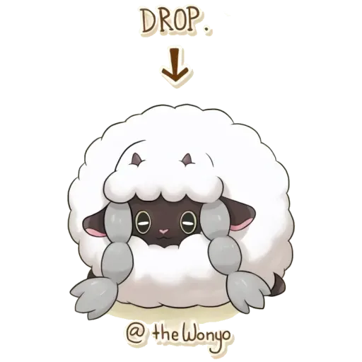 Wooloo = Perfection - Sticker 10
