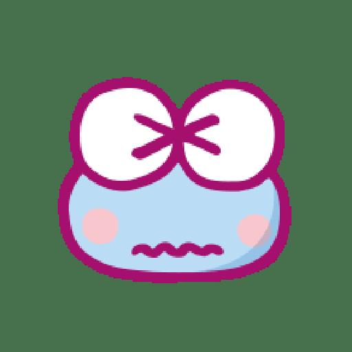 KEROKEROKEROPPI Emoji (Love) - 1 - Sticker 11