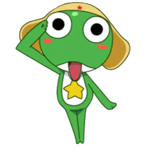 Keroro - Sticker 1