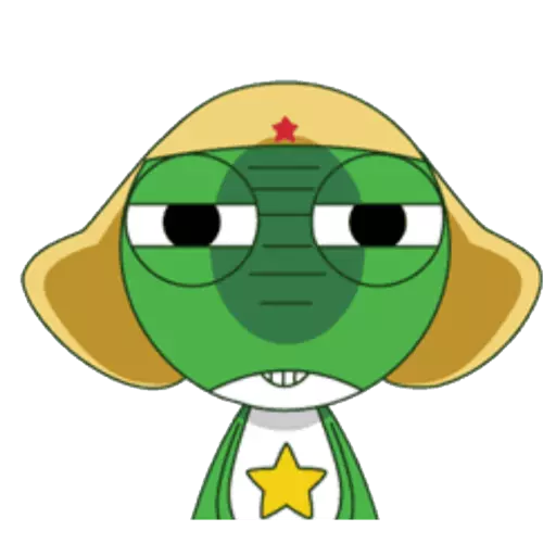 Keroro - Sticker 4