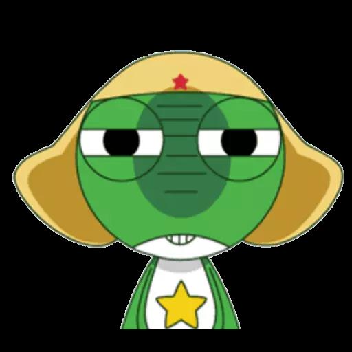 Keroro - Sticker 4