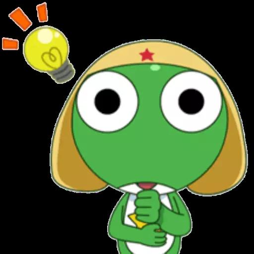 Keroro - Sticker 7