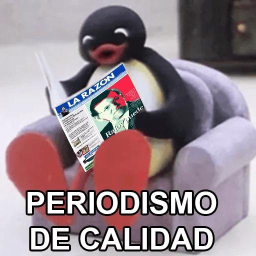 Pingu Reborn II - Sticker 2