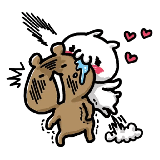 Rabbit - Sticker 10
