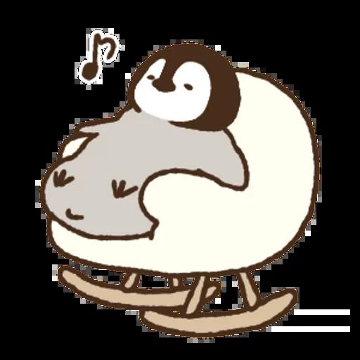 Nekopen mochi - Sticker 24