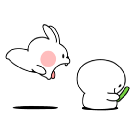 Spoiled Rabbit You-7 - Sticker 16