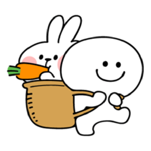 Spoiled Rabbit You-7 - Sticker 2