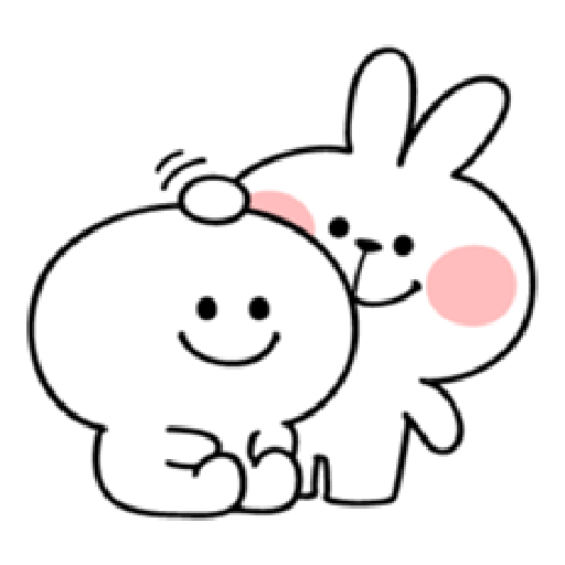 Spoiled Rabbit You-7 - Sticker 9