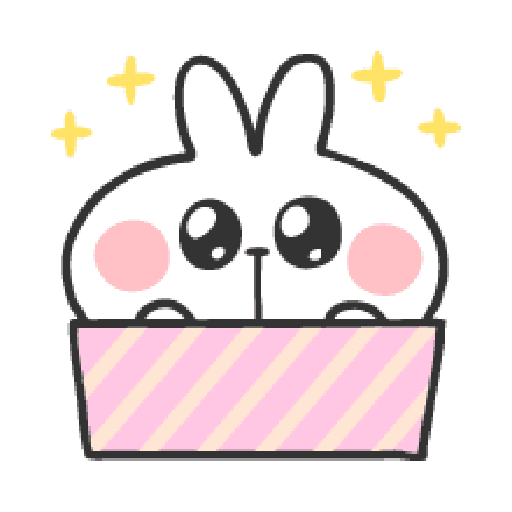 Spoiled Rabbit You-7 - Sticker 19