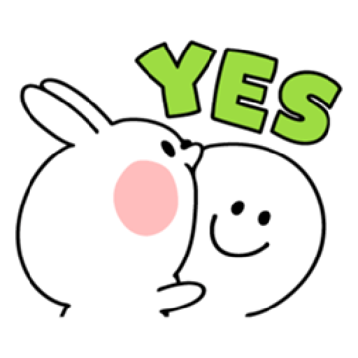 Spoiled Rabbit You-7 - Sticker 5