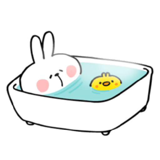 Spoiled Rabbit You-7 - Sticker 24