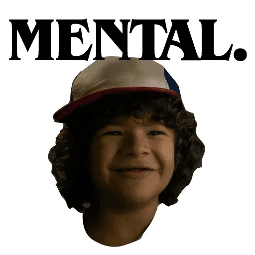 Stranger Things - Sticker 5